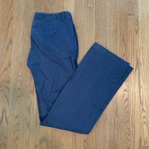 Blue kaki pants